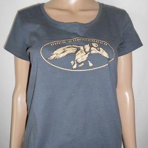 Women's Under Armour Tee Shirt Top Grey